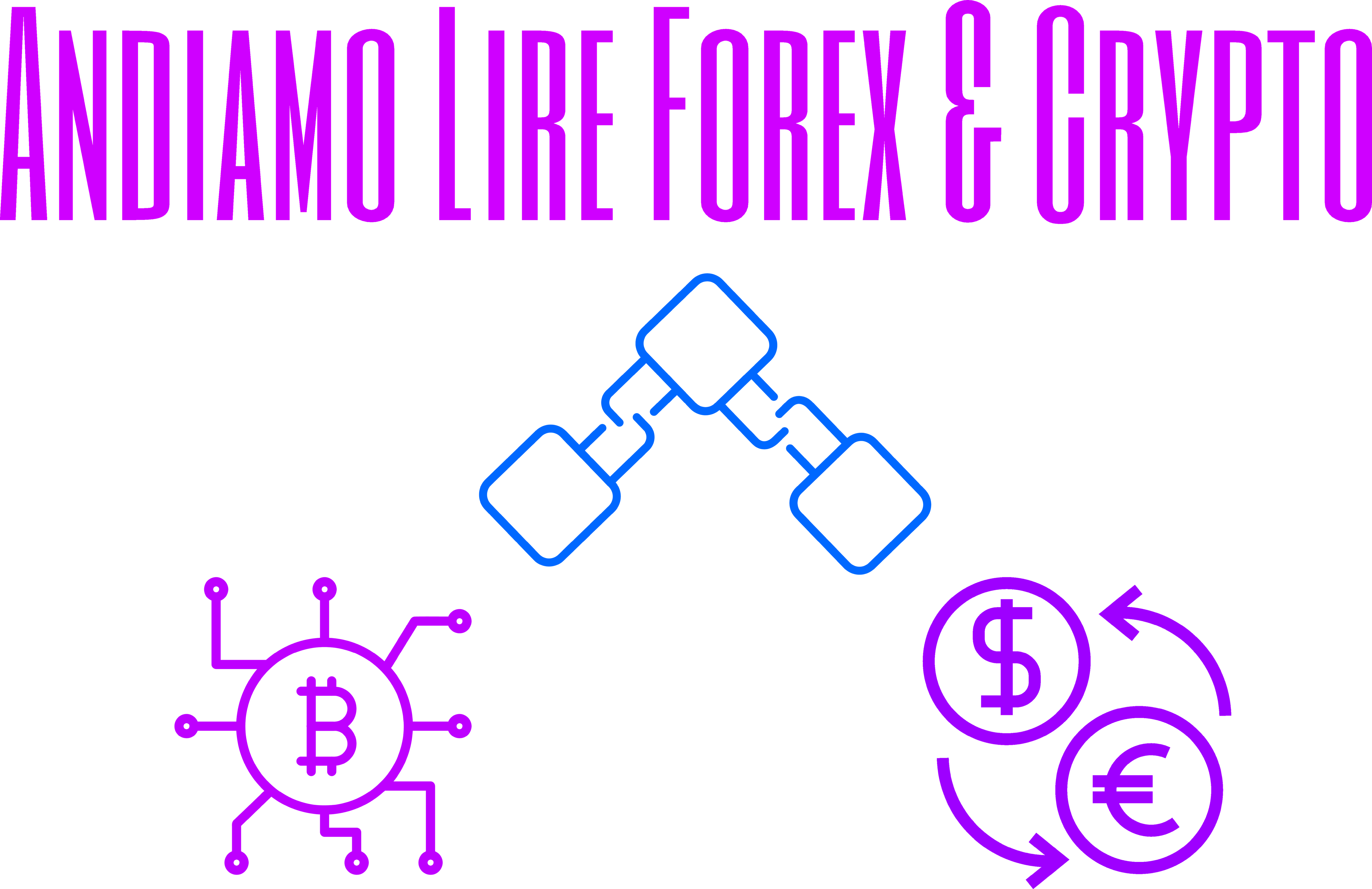 Forex and Crypto Andiamo Lire